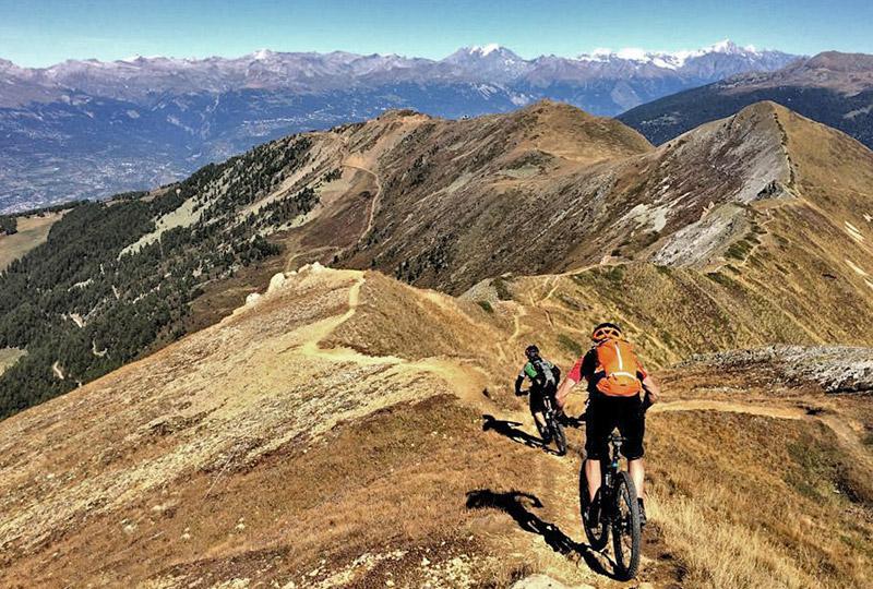Mountain Biking in Chamonix ? ACTIVE AZUR