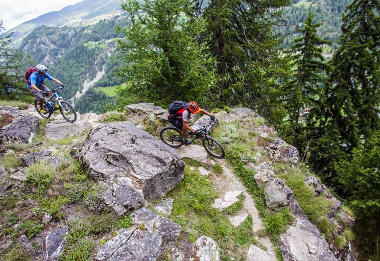 Mountain Bike Holidays, Chamonix - France and USA from 10fifty