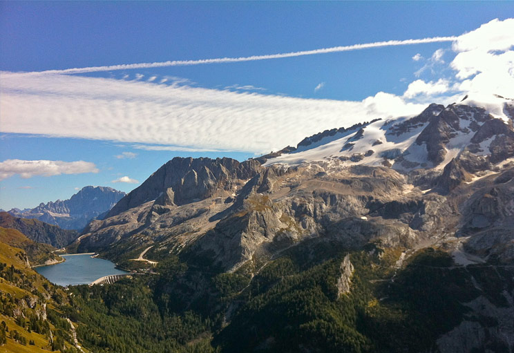 Italy Dolomites Mountain Bike Holidays Tours Alps Cortina dAmpezzo