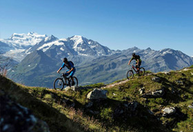 enduro tour of mont-blanc