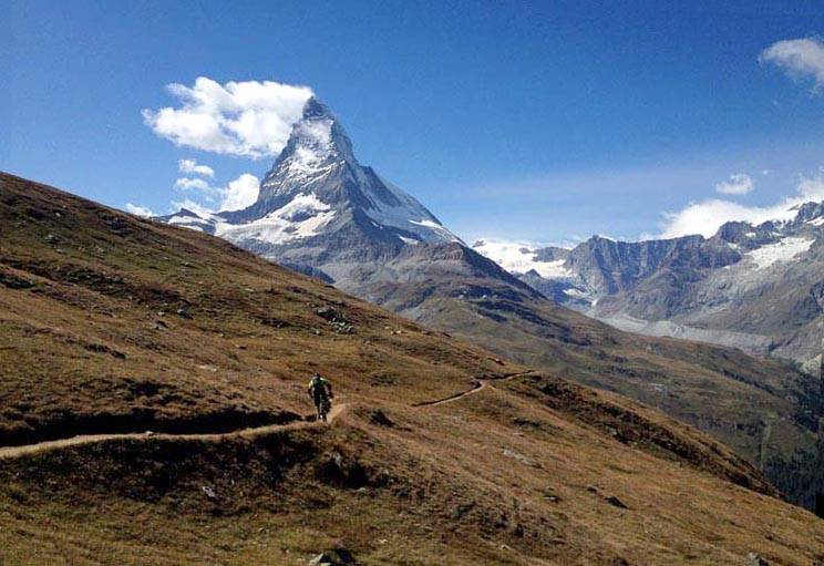 Mountain Biking Holidays France French Alps Morzine Chamonix ...