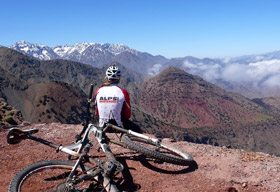 Morocco: the Berbers trail in mountainbiking